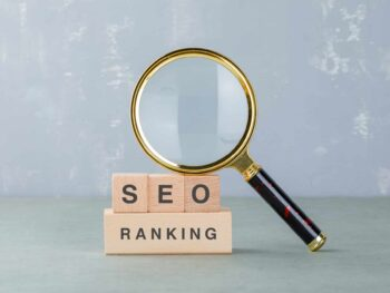 What is SEO ranking?